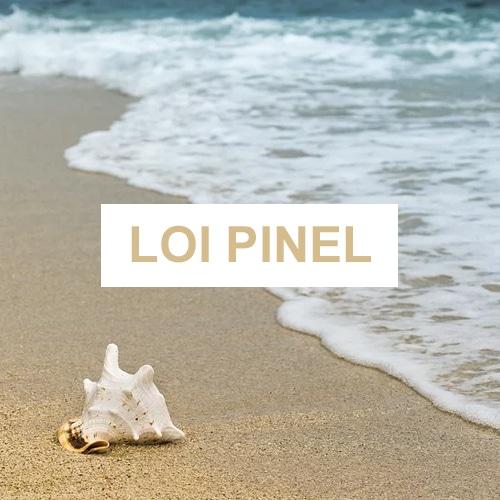 Loi Pinel - Dispositif de défiscalisation proposé par le site de l'épargne